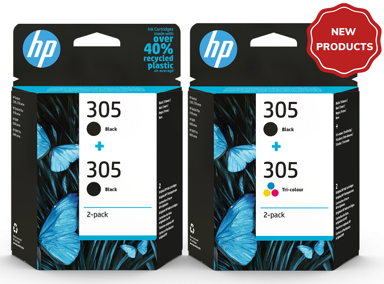 HP 305 2-pack