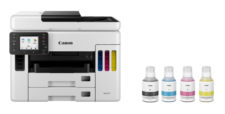 Canon MAXIFY GX7050 with Inks